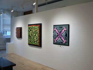 Layers of Dimension, installation view