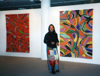 PALAY, Trapunto Murals by Pacita Abad, installation view