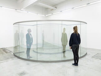 Tunnel of Love, installation view