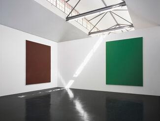 Gerhard Merz | Die Braut, installation view