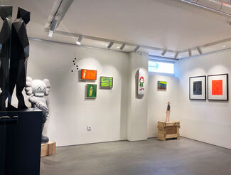Private Show #1, installation view