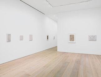 Jan Schoonhoven, installation view