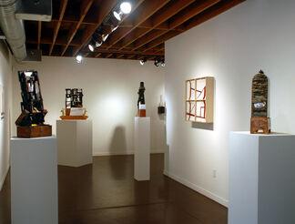"""Misc."" by Trent Burkett, installation view"