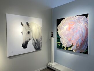 Group Exhibition of New Works by Gallery Artists, installation view