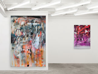 Entangled, installation view