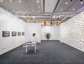 Berlin Art Projects at Contemporary Istanbul 2015, installation view