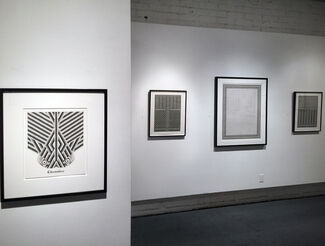 Eric Beltz: DREVERIEM, installation view