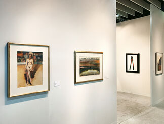 Allan Stone Projects at The Armory Show 2018, installation view