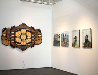 Hashimoto Contemporary at Art Market San Francisco, installation view