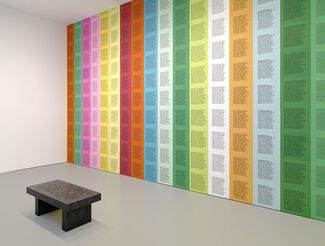 No Problem: Cologne/New York 1984-1989, installation view