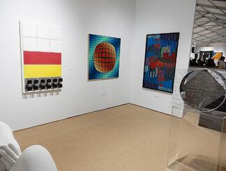 Ascaso Gallery at Art Southampton 2015, installation view
