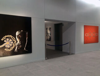 Russell James: Angels, Seminole Spirit and Nomad Two Worlds Collections, installation view