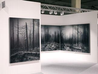 Barnard at VOLTA14, installation view