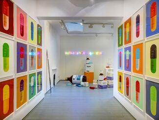 Damien Hirst SCHIZOPHRENOGENESIS, installation view