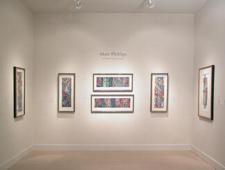 """Matt Phillips """"New Work: Garden Interludes"""", installation view"""