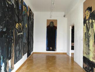 'KIN', installation view