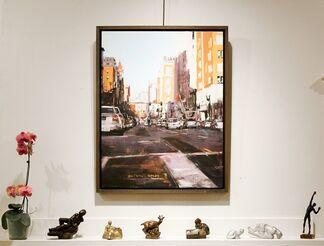 Sean Flood: Urban Outlook, installation view