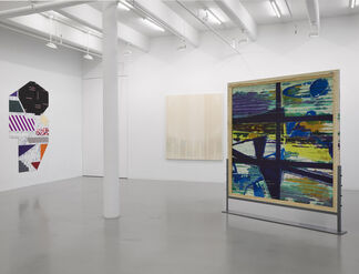 Painters Reply: Experimental Painting in the 1970s and Now, installation view