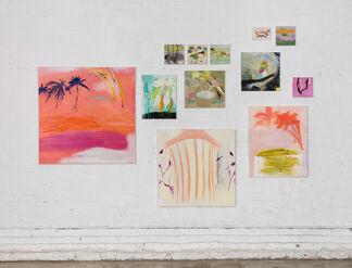 Fanny Tavastila: Sometimes, installation view