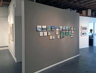 Milieu, installation view
