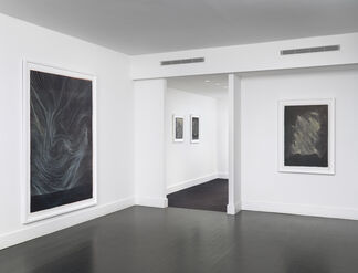 """Linn Meyers """"Here is what I know is true"""", installation view"""