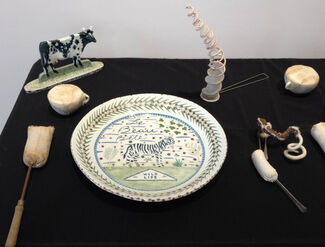 Setting the Table, installation view