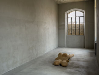 Robert Gober/ Louise Bourgeois, installation view