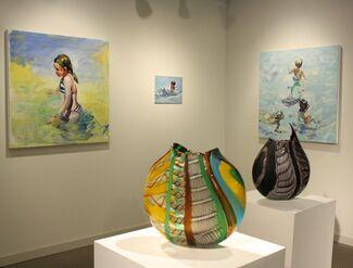 Riflessioni di Colore: Claudio Malacarne & Gianluca Vidal, installation view