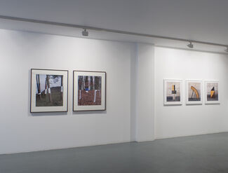 (un)real, installation view