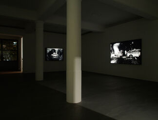 Moriyama Daido: Radiation, installation view
