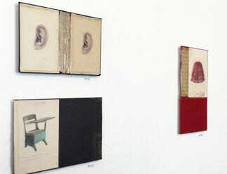 PASUE: Aida Gamez and Daniel McClain, installation view