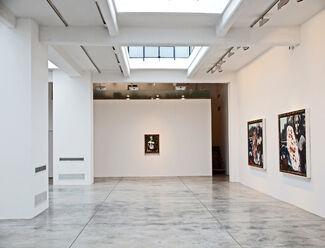 Markus Lüpertz, installation view