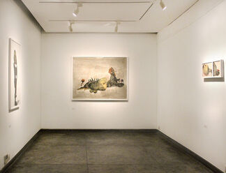 Bedtime Stories, installation view