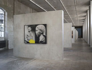In Part, installation view