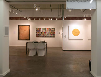 Beatriz Esguerra Art at Dallas Art Fair 2015, installation view