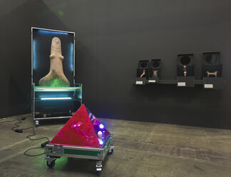 waterside contemporary at Art Brussels 2015, installation view
