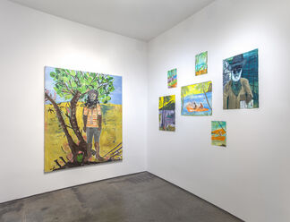 SHAUN ELLISON : Islanders, installation view