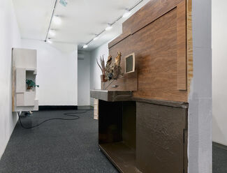 rites and dust, installation view