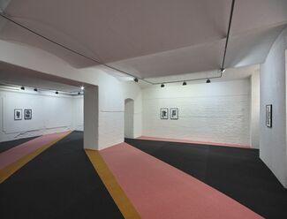 "Frauke Dannert ""The Walls Twisted"", installation view"