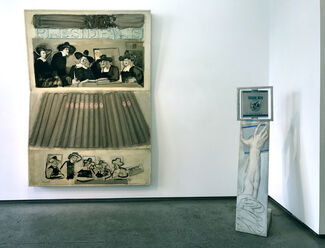 LARRY RIVERS: (RE)APPROPRIATIONS, installation view