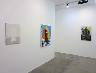 Ben Brough: Femmes Fatales, installation view