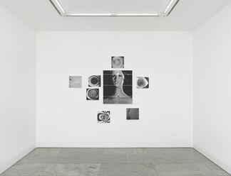 Robert Lazzarini- DAS UNHEIMLICHE, installation view