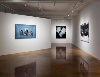 The Absence of Paterfamilias, installation view