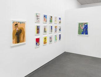 Berliner Luft, Soufiane Ababri, installation view