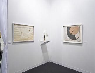 Barbara Mathes Gallery at Art Basel 2014, installation view