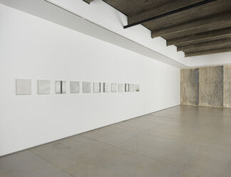 Elena Del Rivero and Linn Meyers: Rhapsody, installation view