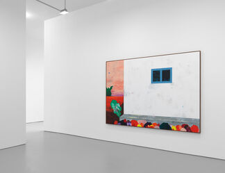 Harold Ancart: Traveling Light, installation view