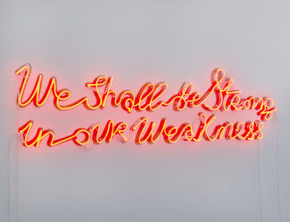 Where do we go from here - Nieuw Amsterdams Peil, installation view