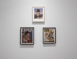 Dina Gadia - Non Mint Copy, installation view