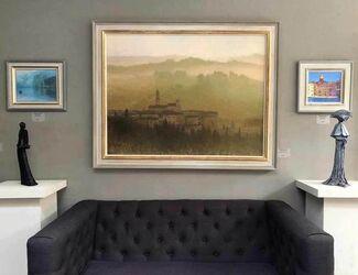 Nicholas Verrall - Solo Exhibition, installation view